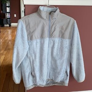 The North Face Denali microfleece jacket